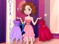 Ігра Julie Dress Up
