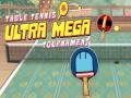 Ігра Cartoon Network Table Tennis Ultra Mega Tournament