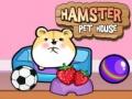 Ігра Hamster pet house