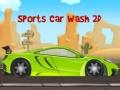 Ігра Sports Car Wash 2D