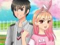 Spel Anime Couples Dress Up