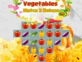 Ігра Vegetables Match 3 Deluxe
