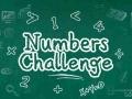 Spel Numbers Challenge