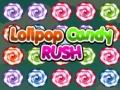 Ігра Lolipop Candy Rush