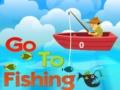 Ігра Go to Fishing