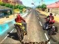 Ігра Chained Bike Racing 3d
