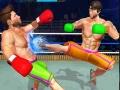 Ігра Bodybuilder Ring Fighting Club Wrestling