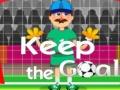 Ігра Keep The Goal