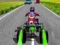 Oyun ATV Quad Bike Traffic Racer