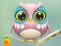 Ігра Cute Owl Puzzle