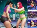 Ігра Women Wrestling Fight Revolution Fighting