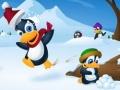Ігра Cute Penguin Slide