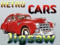 Ігра Retro Cars Jigsaw