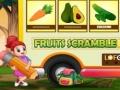 Ігра Fruits Scramble
