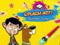 Ігра Boomerang Splash Art! Summer Time