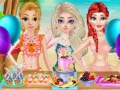Ігра Princess Fashion Summer Swimsuit