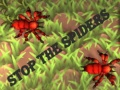 Ігра Stop The Spiders