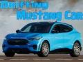 Ігра Drifting Mustang Car Puzzle