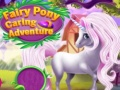 Игра Fairy Pony Caring Adventure