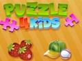 Ігра Puzzle 4 Kids