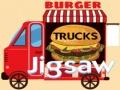 Ігра Burger Trucks Jigsaw