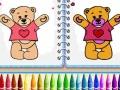 Ігра Cute Teddy Bear Colors