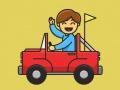 Ігра Toy Trucks Coloring