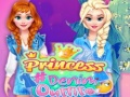 Ігра Princesses Cool #Denim Outfits