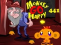 Ігра Monkey GO Happy Stage 441