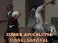 Ігра Zombie Apocalypse Tunnel Survival