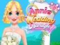 Ігра Annie Wedding Hairstyle
