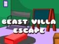 Игра Beast Villa Escape