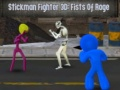 Game Stickman Fighter 3D: Fists Of Rage