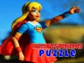 Игра Incredible Superheroes Puzzle