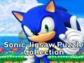 Joc Sonic Jigsaw Puzzle Collection