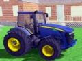 Игра Village Farming Tractor