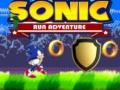 Игра Sonic Run Adventure