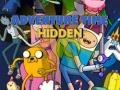 Spel Adventure Time Hidden