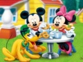 Игра Mickey Mouse Jigsaw Puzzle