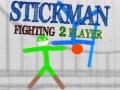 Stickman Fighting 2 Player קחשמ