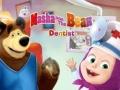 Lojë Masha And The Bear Dentist