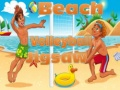 Spel Beach Volleyball Jigsaw