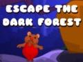 Игра Escape The Dark Forest