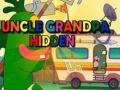 Gioco Uncle Grandpa Hidden