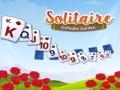 Spel Solitaire TriPeaks Garden