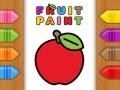 Ігра Fruit Paint