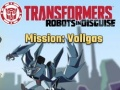 Игра Transformers Robots in Disquise Mission: Vollgas