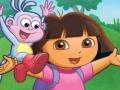 Игра Dora The Explorer Jigsaw Puzzle
