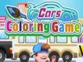 খেলা Cars Coloring Game