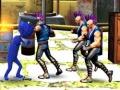 Spēle Police Stick man Fighting